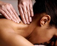 Массаж шейно-воротниковой зоны и массаж спины