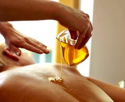 Общий медовый массаж