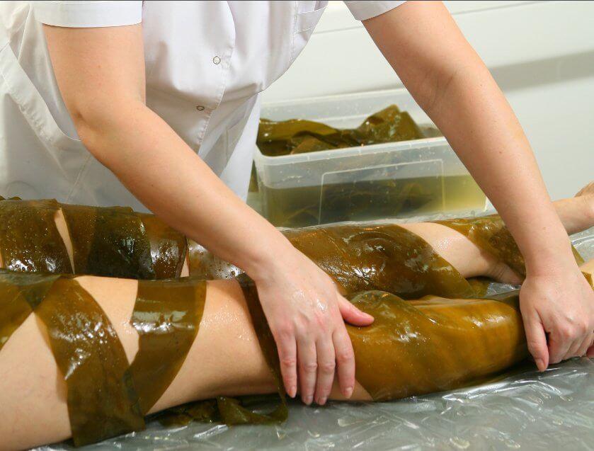 Обертывание в салоне красоты для похудения: шоколадное, медовое, водорослевое. Эффективность и противопоказания