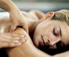 Профессиональный массаж тела